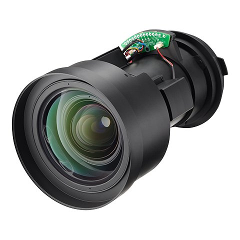 NEC NP40ZL Short-throw zoom lens - 13.3 mm - 18.6 mm - f/2.0-2.43 - for NEC NP-PA653, PA653U-41