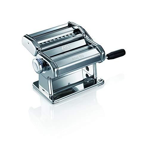 Marcato MC002057 - Maquina para hacer pasta, color plateado