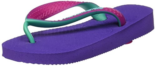 Tongs Mix purple Rose Gar Multicolore Kids Havaianas on raspberry Top 0400 qgn5txwwzZ