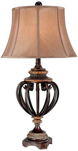High Urn Table Lamp ()