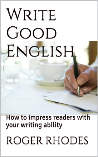 Write Good English