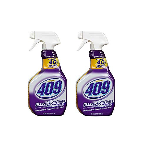 Formula 409 Glass and Surface Cleaner 32 Ounce - 2 Pack