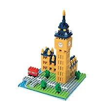 Nanoblock: Sites to See: Big Ben