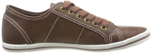 Kappa Willys Damen Sneaker Braun - Marron (Grey Lead)