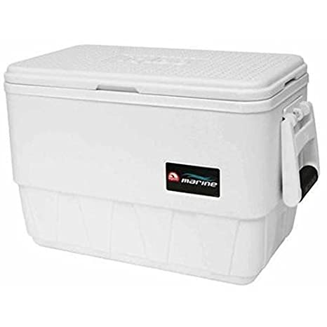 Igloo Coolers Marine Ultra Nevera Portátil, Blanco, 24 l: Amazon ...