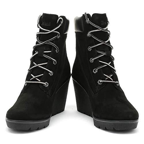 Timberland Height Black Bottes Femme Paris Classiques ffxrz1aq