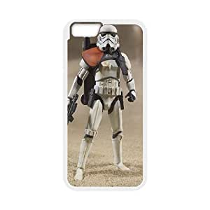iPhone 6 Plus 5.5 Inch Cell Phone Case White Star Wars Luke Skywalker F8229809