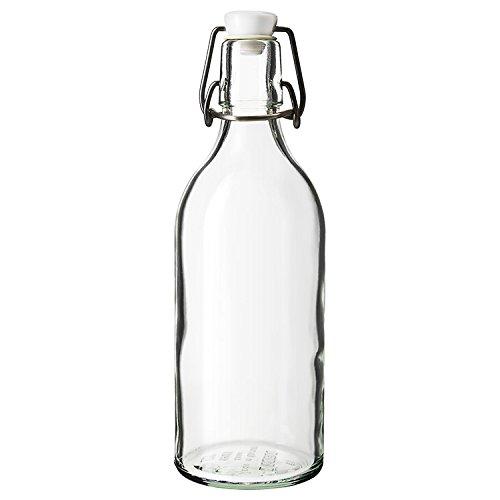 Compra Estilo clásico cristal transparente con tapón de botella de ...