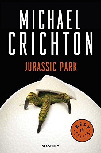 Parque Jurásico (BEST SELLER) Tapa blanda – 10 may 2010 Michael Crichton DEBOLSILLO 849759780X Science Fiction - General