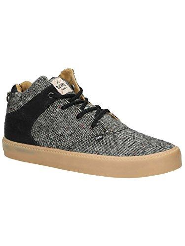 Djinns Herren Sneaker Chunk Spotted Gum Sneakers Black