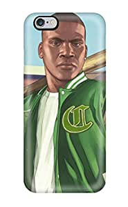 New Style Durable Grand Theft Auto V Back Case/cover For Iphone 6 Plus