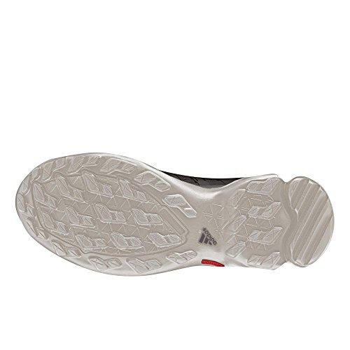 adidas Terrex Swift R Mid Gtx W, Bottes de Randonnée Femme, Noir (Nero Negbas/Negbas/Rostac), 40 EU