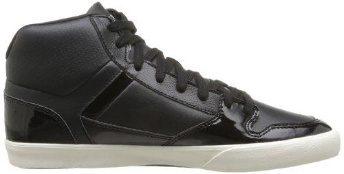 Le Coq Sportif Peletier Glam M, Damen Sneaker Schwarz - Noir (Black)