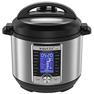 Instant Pot Ultra Electric Pressure Cooker, 6Qt 10-in-1, Stainless Steel (B06Y1MP2PY) | Amazon price tracker / tracking, Amazon price history charts, Amazon price watches, Amazon price drop alerts