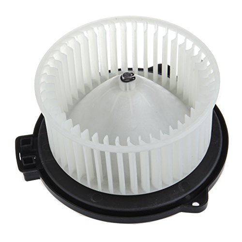 OCPTY A/C Heater Blower Motor ABS w/Fan Cage Air Conditioning HVAC for 2001-2006 Acura MDX/1998-2002 Honda Accord/1999-2004 Honda Odyssey/2003-2008 Honda Pilot