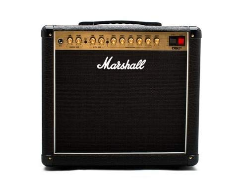 - Marshall Amps Guitar Combo Amplifier (M-DSL20CR-U)
