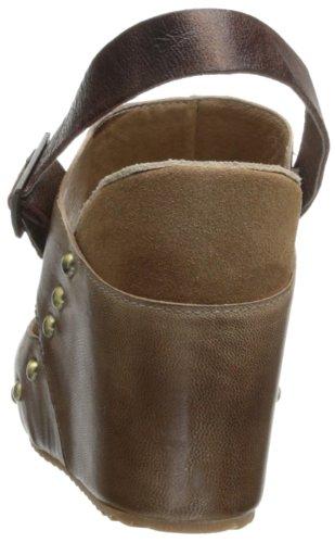 Antelope Mujeres 723 Wedge Sandal Taupe