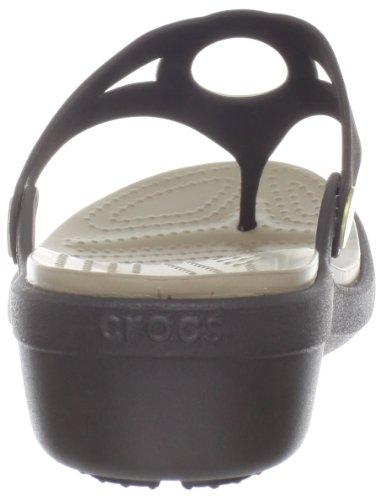 Crocs , Chaussons pour femme Espresso/Khaki