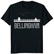 Bellingham WA T-Shirt Perfect Bellingham Washington Gift Tee