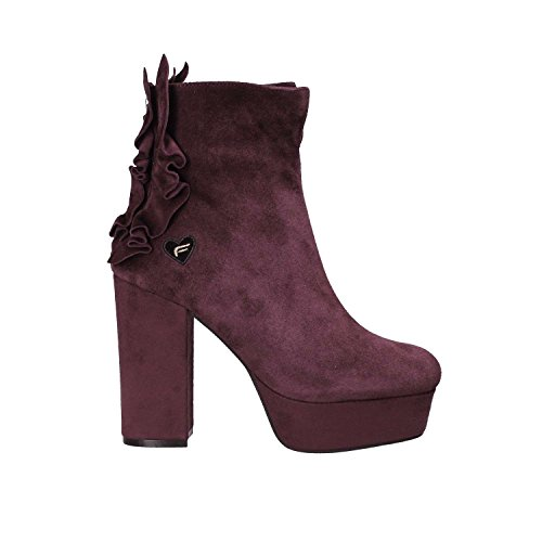 Fornarina PI18MN1039S072 Ankle Boots Women Bordeaux
