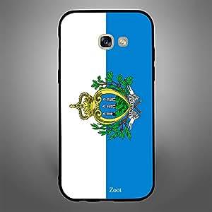 Samsung Galaxy A5 2017 San Marino Flag