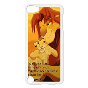 Ipod Touch 5 Phone Case Cover The Lion King ( by one free one ) T64701