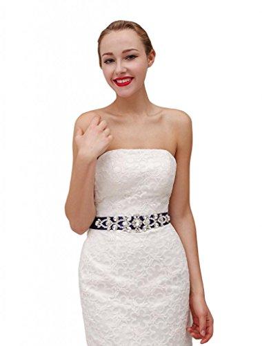 M4U Amazing Rhinestone Wedding waistband product image