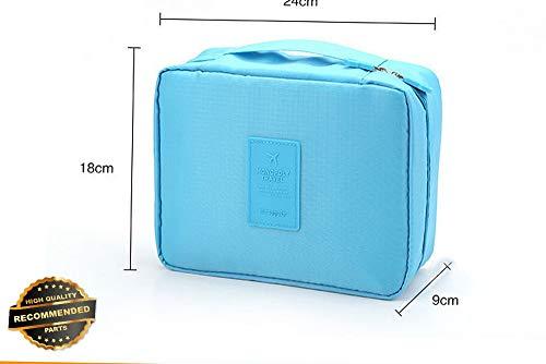 Gatton Cosmetic Beauty Makeup Bag Case Organizer Zipper Holder Handbag Travel WashPouch | Style TRVIHR-11291991