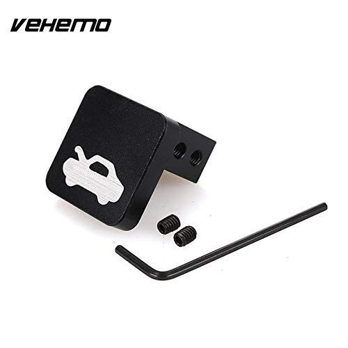 Kit de reparación de cierre y clip de aleación para capó de coche, herramienta de reparación universal con clip para...