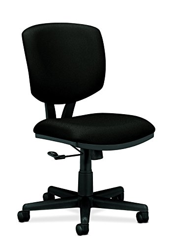 (HON Volt Task Chair - Computer Chair for Office Desk, Black)