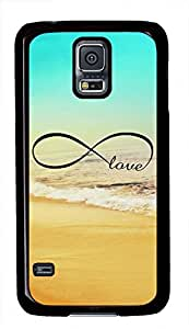 Beach Infinity Love Theme Samsung Galaxy S5 I9600 Case