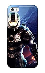 High Quality ZWAvR1025uWnYp Halo Picture Chief Master Tpu Case For Iphone 5/5s