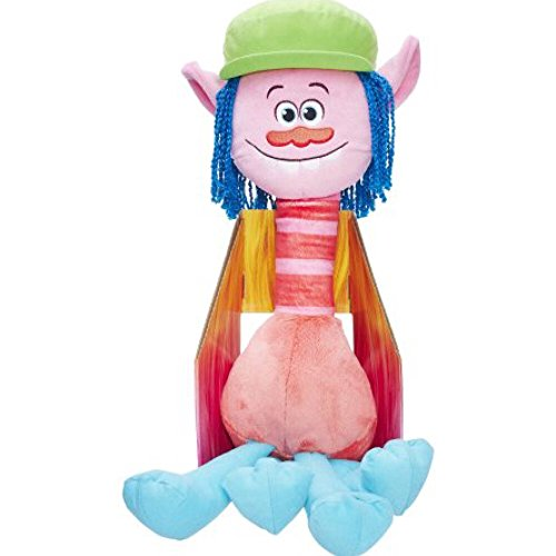 DreamWorks Trolls Cooper Pillow 17 inches