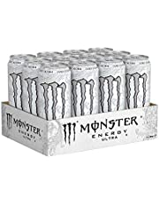 Monster Energy Ultra White tray 12 blik
