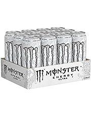 Monster Energy Ultra White tray 12 blik