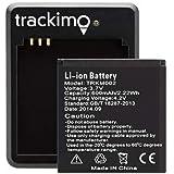 Trackimo GPS Tracker extra 600mAh battery
