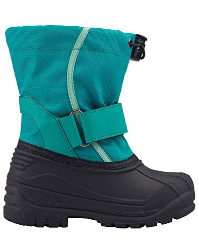 OAKI Kids Snow Boots for Girls and Boys - Youth & Toddler Boots Fur Lined, Waterproof, Insulated Cold Rating -30˚