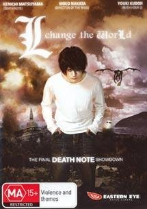 L: Change the World [Region 4] by Renji Ishibashi
