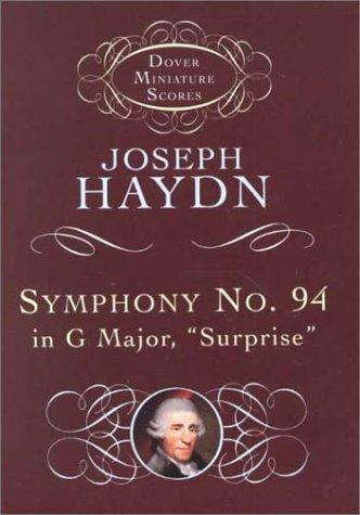Symphony No. 94 (Dover Miniature - Miniature 94