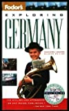 Exploring Germany, Fodor's Travel Publications, Inc. Staff, 0679029036