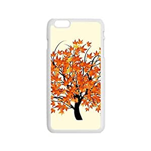 The Maple Tree Hight Quality Plastic Case for Iphone 6