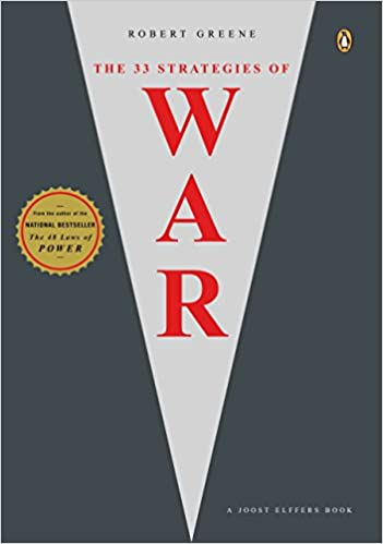 Robert Greene 33 Strategies of War audiobook