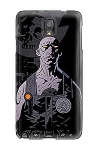Jim Shaw Graff's Shop High Quality Shock Absorbing Case For Galaxy Note 3-b.p.r.d. 8322915K30747389