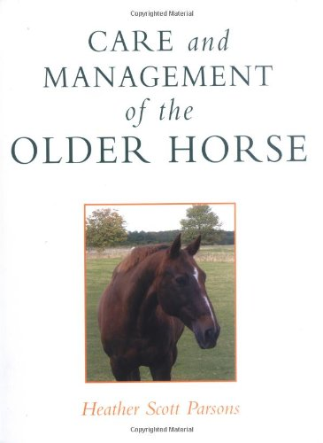 Download Care and Management of the Older Horse pdf