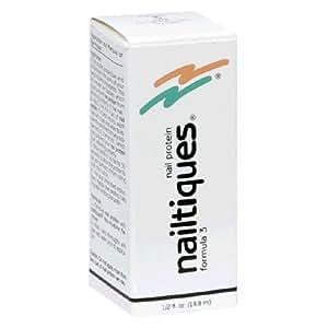 Nailtiques Nail Protein, Formula 3, 0.5 fl oz (14.8 ml)
