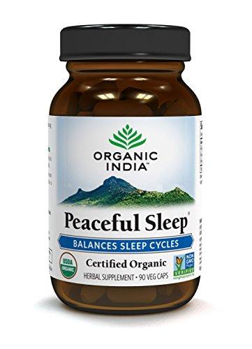Organic India Peaceful Sleep V Caps product image