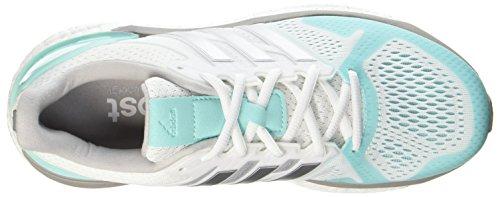 St Aquene Blanco Supernova Zapatillas Running W para Ftwbla Adidas de Mujer Plamet 54HwUcq
