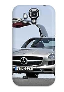 New Mercedes Sls Amg 30 Tpu Case Cover, Anti-scratch VkOlbZs2269uWvGQ Phone Case For Galaxy S4