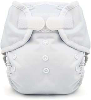 product image for Thirsties Duo Wrap, White, Size Two (18-40 lbs) (Discontinued by Manufacturer)
