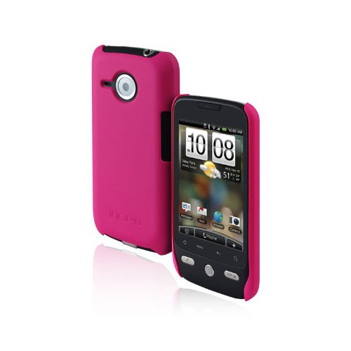 Incipio Ultra Light Feather Case for Verizon HTC Droid Eris (Magenta Pink)